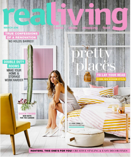 Real Living March 2016