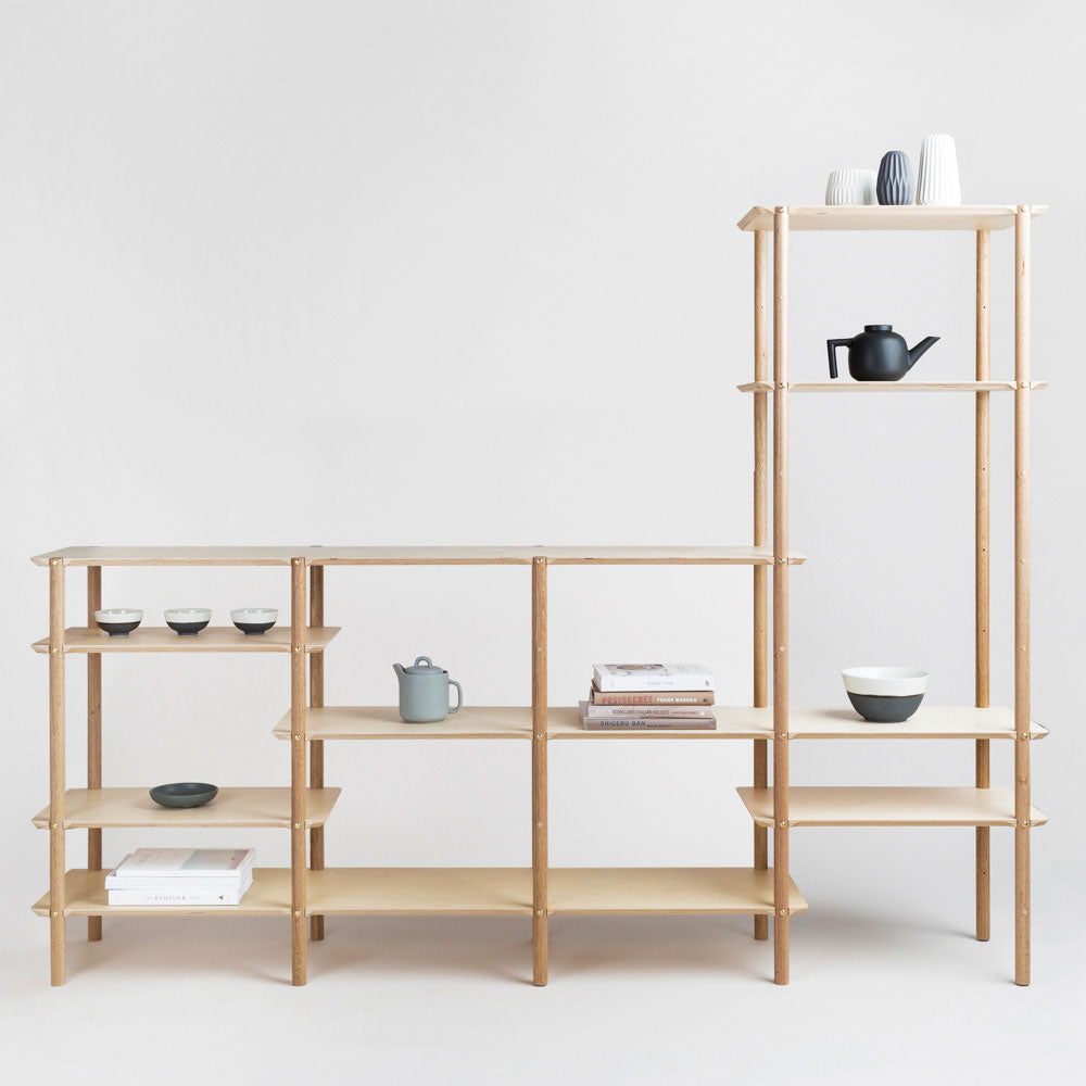 Shibui L Shelf Modern Storage by Plyroom