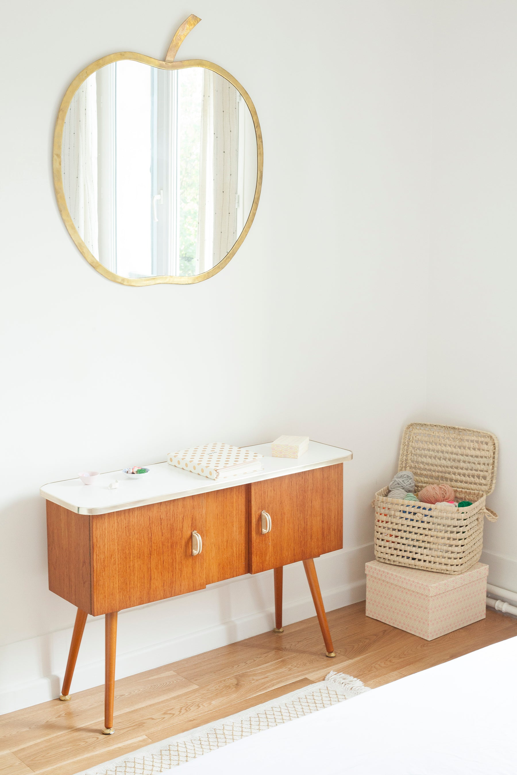 Modern Scandinavian Children's Bedroom Furniture