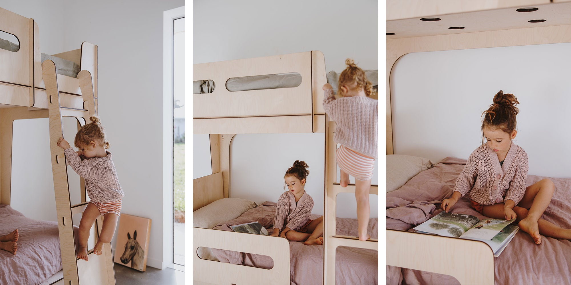 Quality Kids Furniture Loft Bed Melbourne