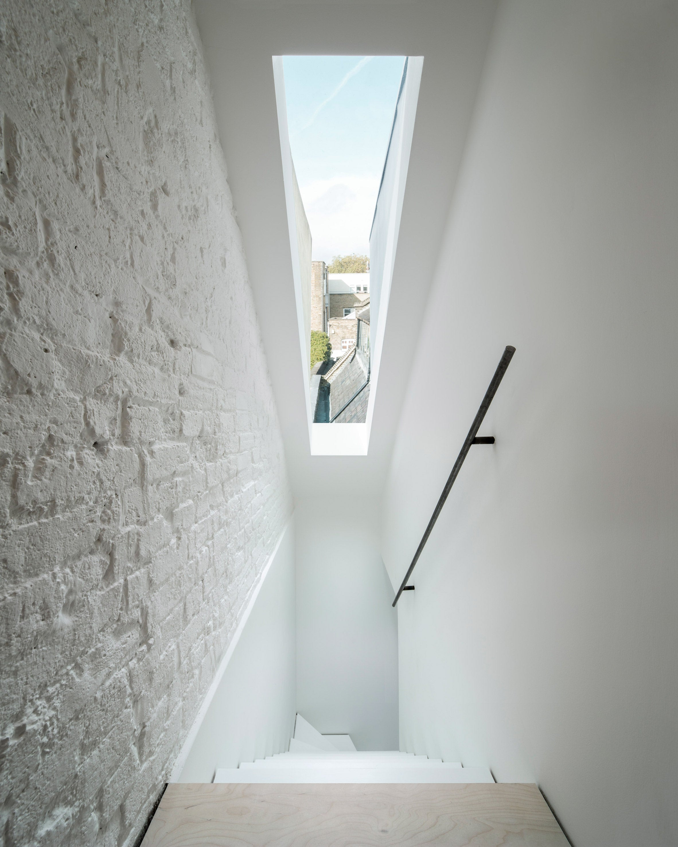 London Church Renovation by West Architecture Minimalist Furniture Design