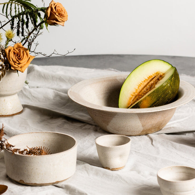 sakaru ceramic serving bowl
