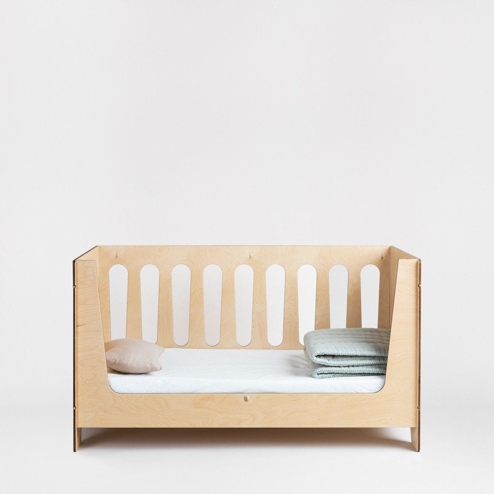 Ava Lifestages Cot as junior bed | Modern Nursery Furniture from Plyroom