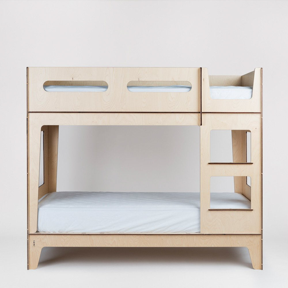 Modern designer kids bunk beds plyroom for Modern kids bunk beds