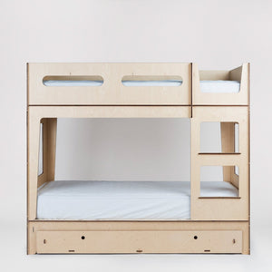 Castello Bunk Bed with Trundle Drawer