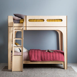 Dream Cloud Loft Bed with SIngolo Bed