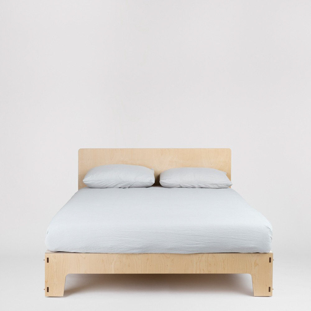 Flat Out Modern Queen Bed