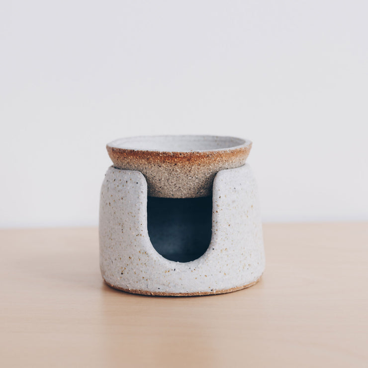 asobimasu ceramics oil burner made in melbourne