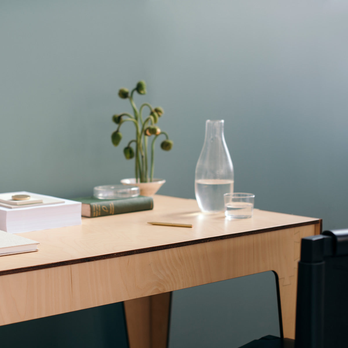 Modern Scandinavian Dining Furniture Melbourne Tavolone Dining Table as Desk
