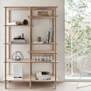 shibui tall bookcase