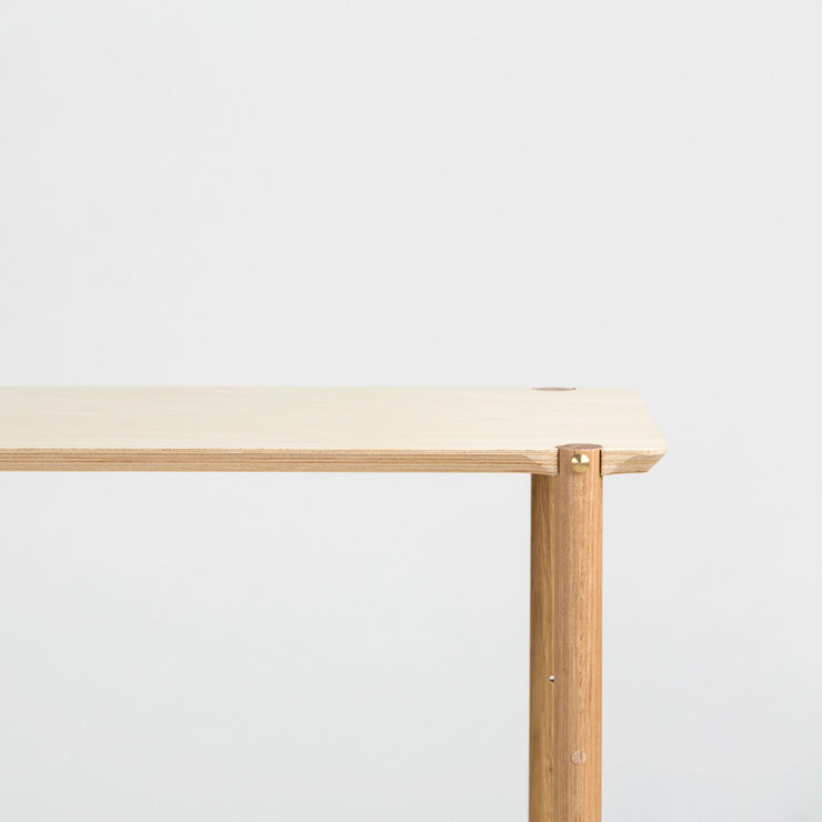 japandi inspired shibui shelf for a simple interior design