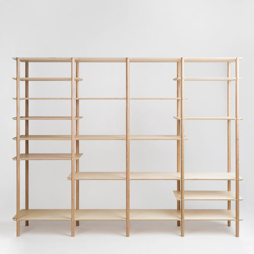 Plyroom Shibui Shelf Room Divider