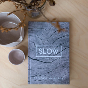 Mindfulness Slow Home Podcast Small Footprint Living