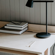scrivette desk - minimalist storage desk and modern furniture made in melbourne by plyroom