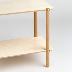 Scandinavian Style Bedside Table Designed and Made in Melbourne