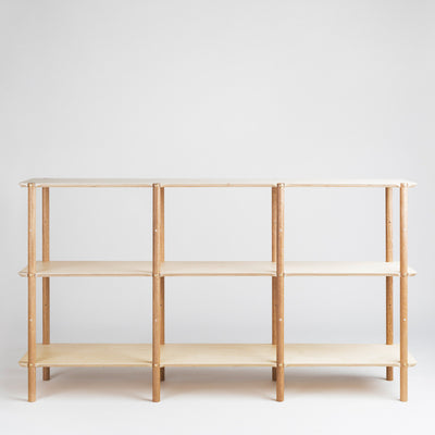The Shibui Collection is a minimalist storage solution