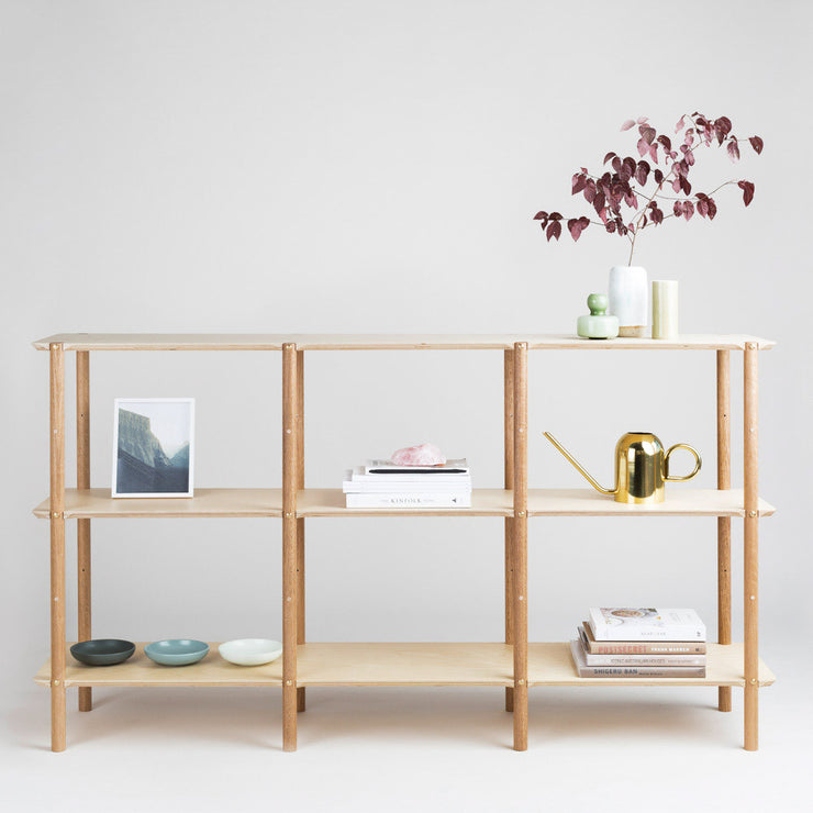 minimalist shelves for modern interior designs