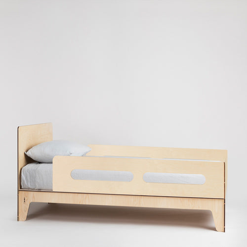 Sleigh Single Bed