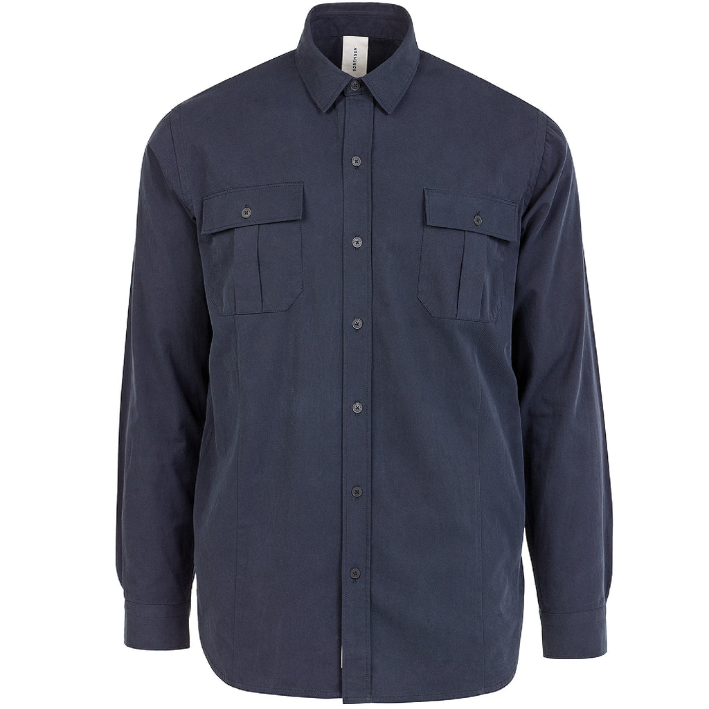 ENGINEER SHIRT/1/BLUE BLACK