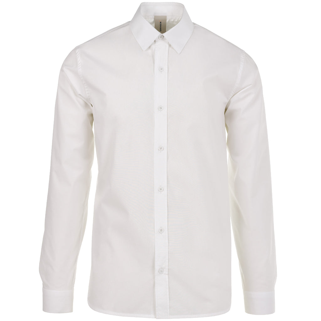 OFFICER SHIRT/1/WHITE