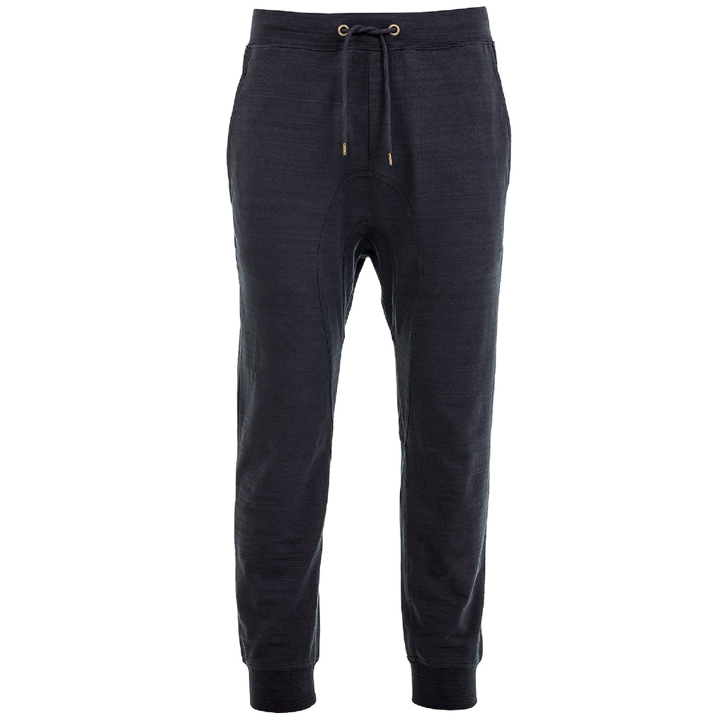 DANCER TROUSER/1/BLUE BLACK
