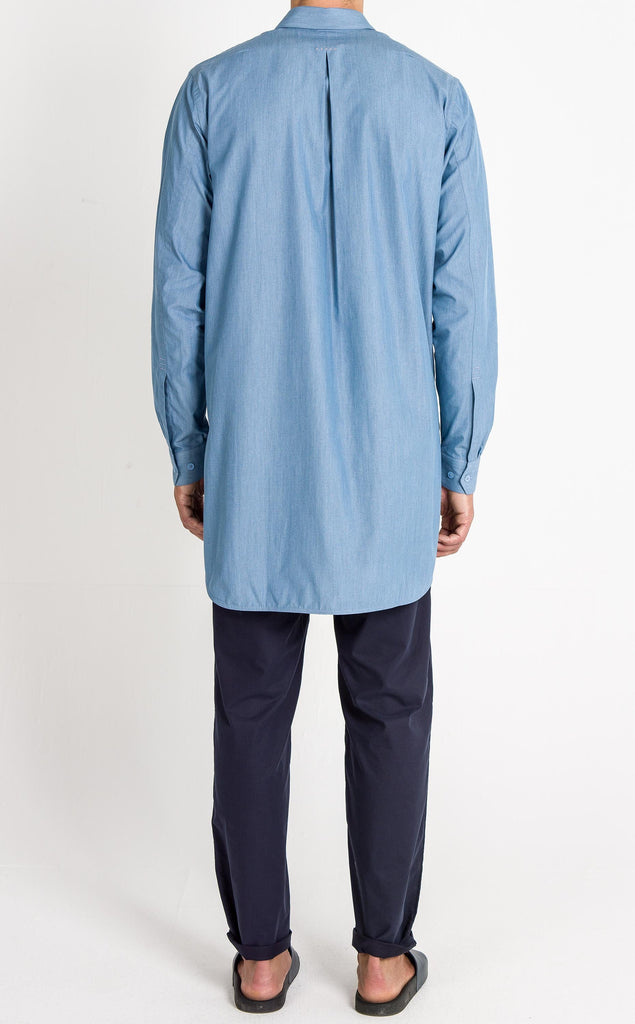 PAINTER SHIRT/2/CHAMBRAY