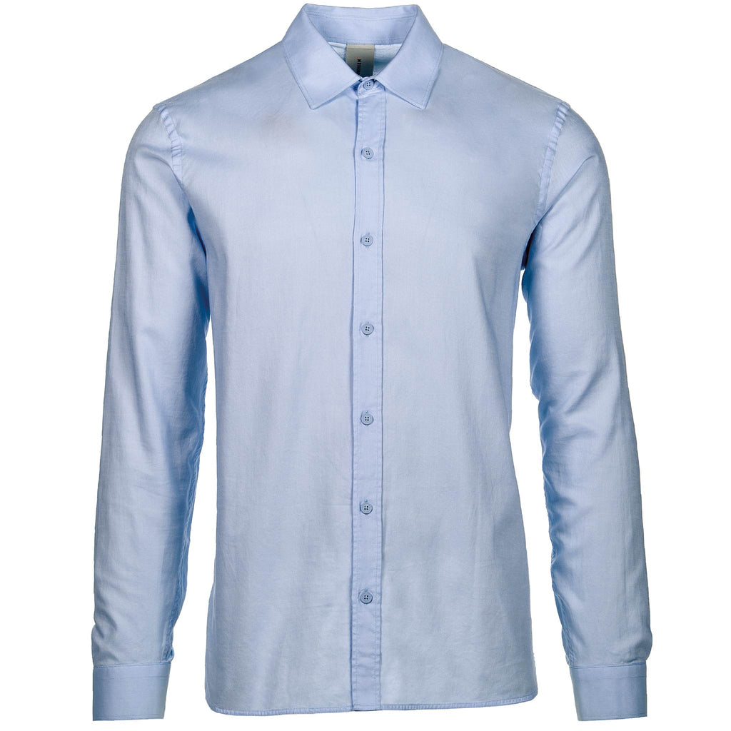 OFFICER SHIRT/3/CRISP BLUE