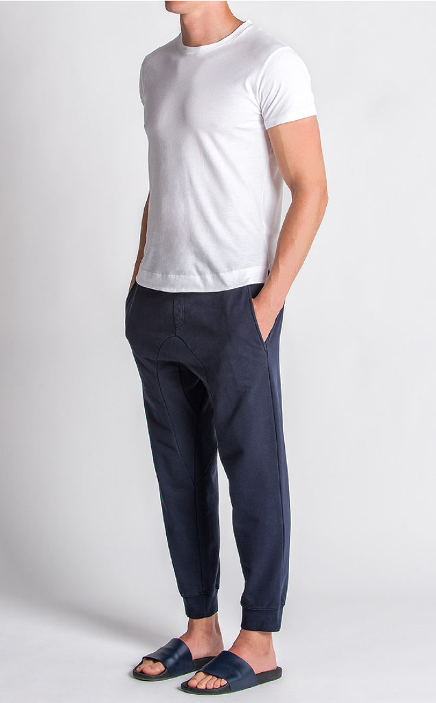 DANCER TRACKPANT/2/NAVY