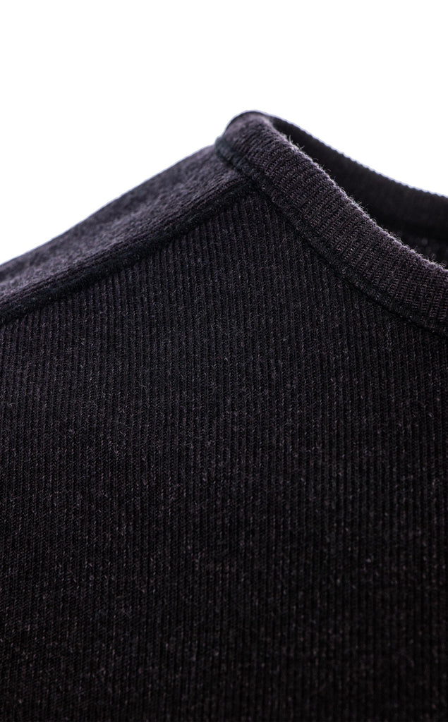 ENGINEER LS KNIT/1/CHARCOAL