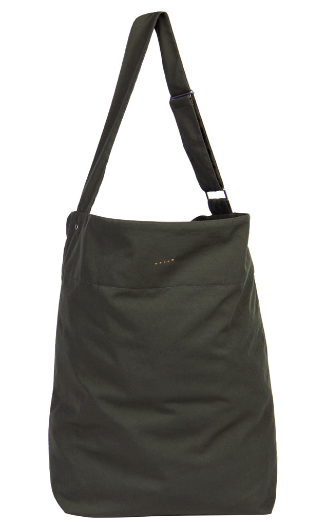 PAINTER TOTE/1/DEEP OLIVE