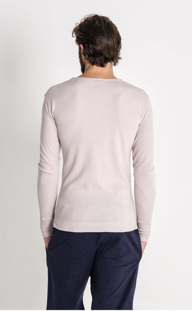 ENGINEER LS KNIT/1/CLAY