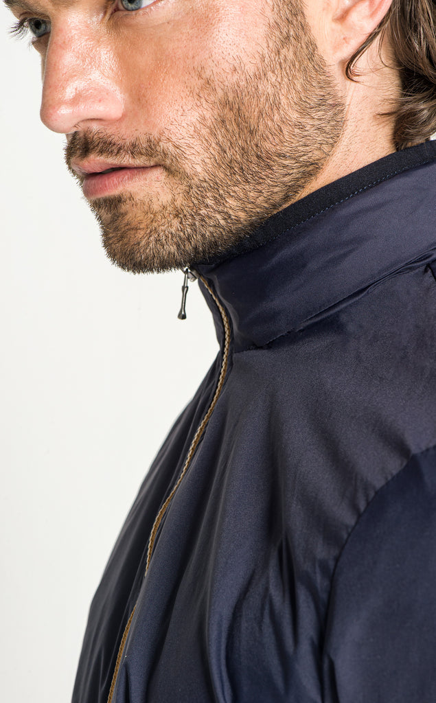 SEAFARER JACKET/4/NAVY-TAN