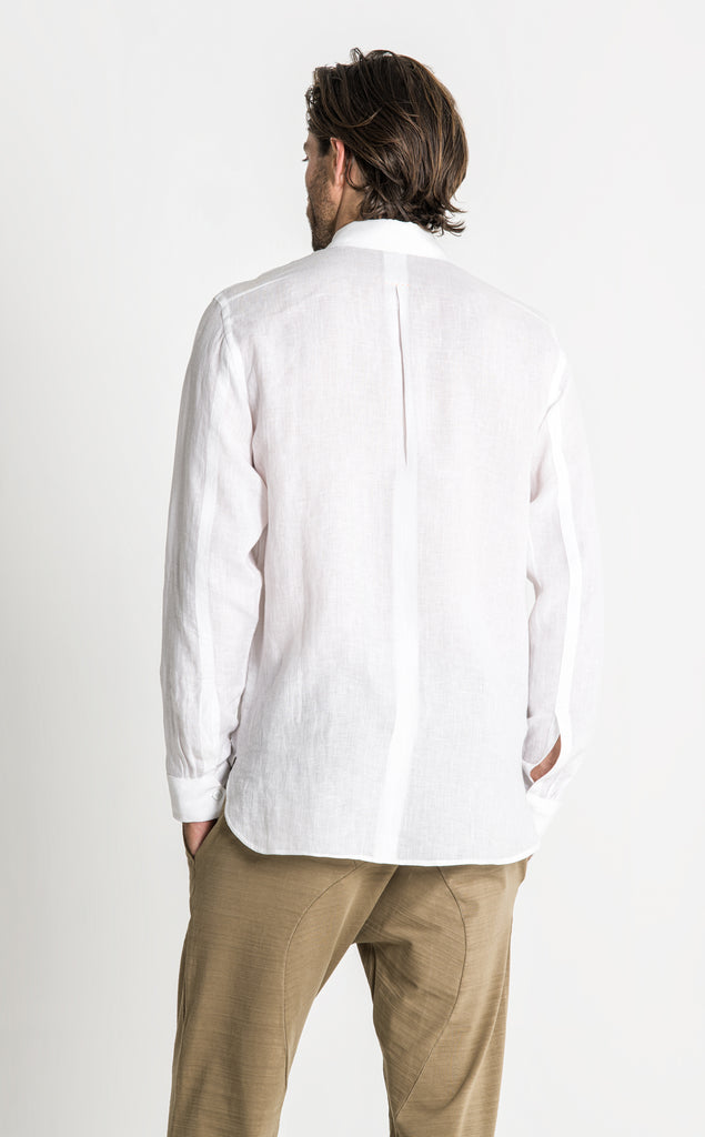 OFFICER SHIRT/6/WHITE