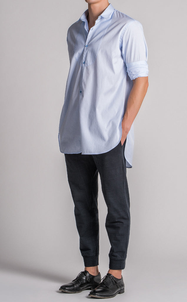 PAINTER SHIRT/5/CRISP BLUE