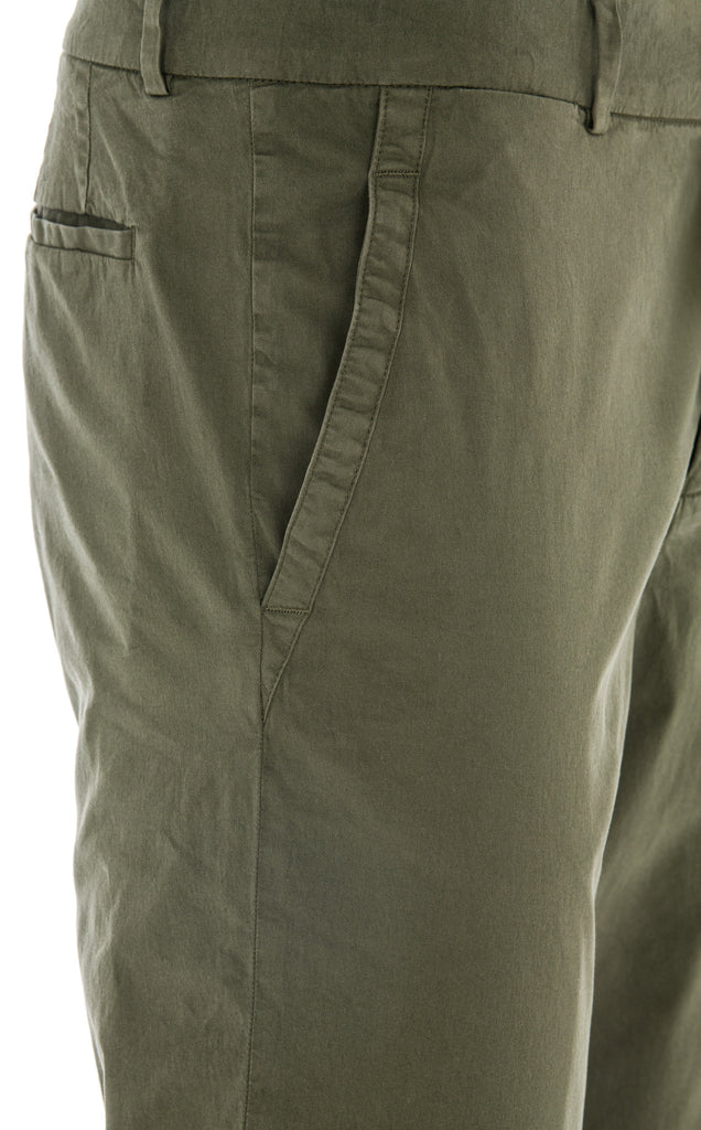 DRIVER CHINO/3/OLIVE