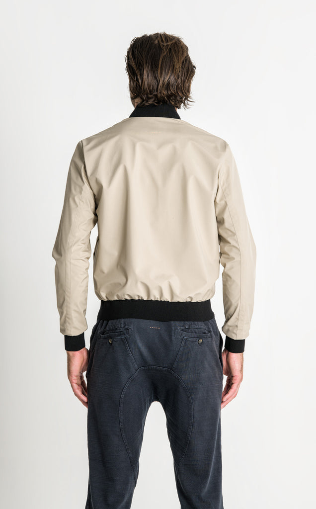 DRIVER PIT JACKET/2/CLAY-BLACK