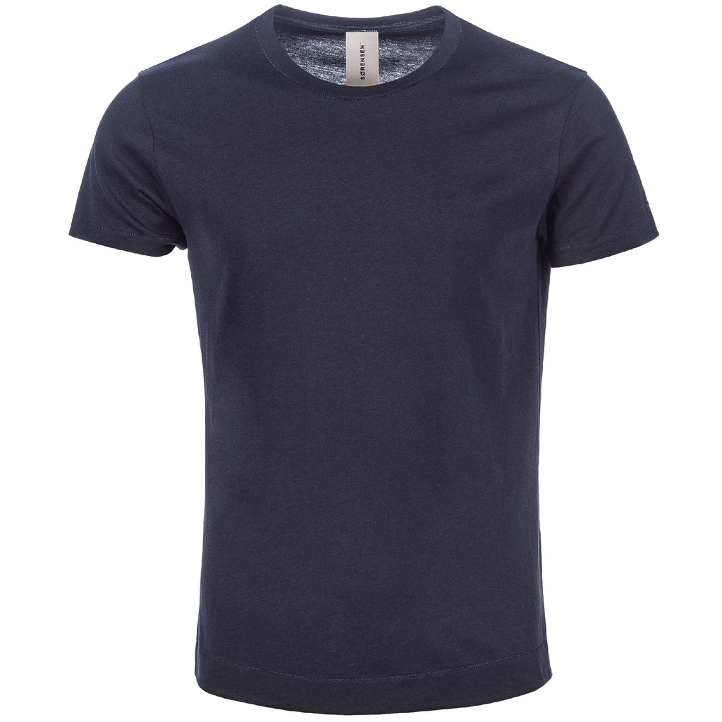 DRIVER T SHIRT/1/NEW NAVY