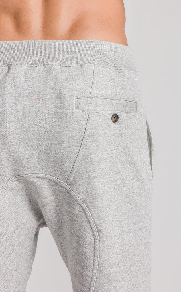 DANCER SHORT/2/LT GREY MEL