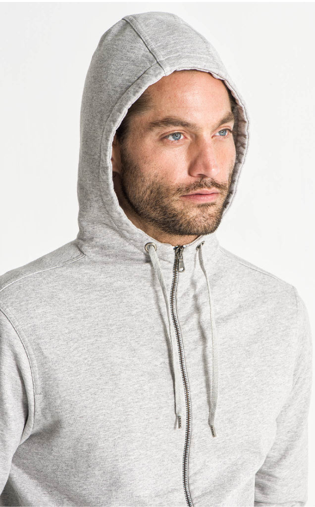 DANCER HOODY/2/LT GREY MEL