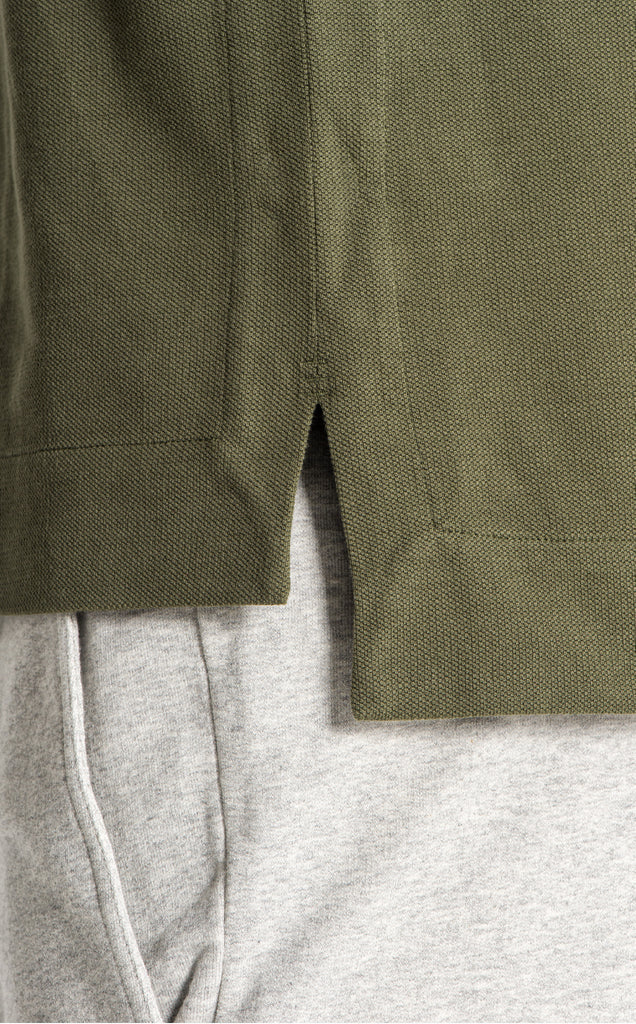 BUTCHER POLO/1/OLIVE
