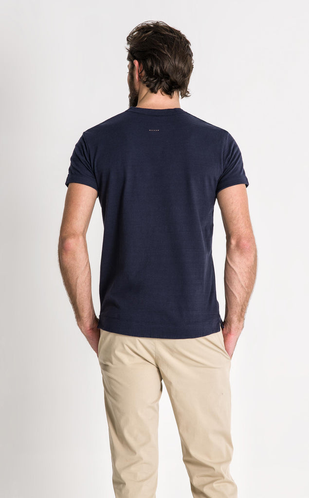 ENGINEER T SHIRT/2/NAVY