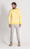 DANCER CONTRAST SWEAT/1/LEMON