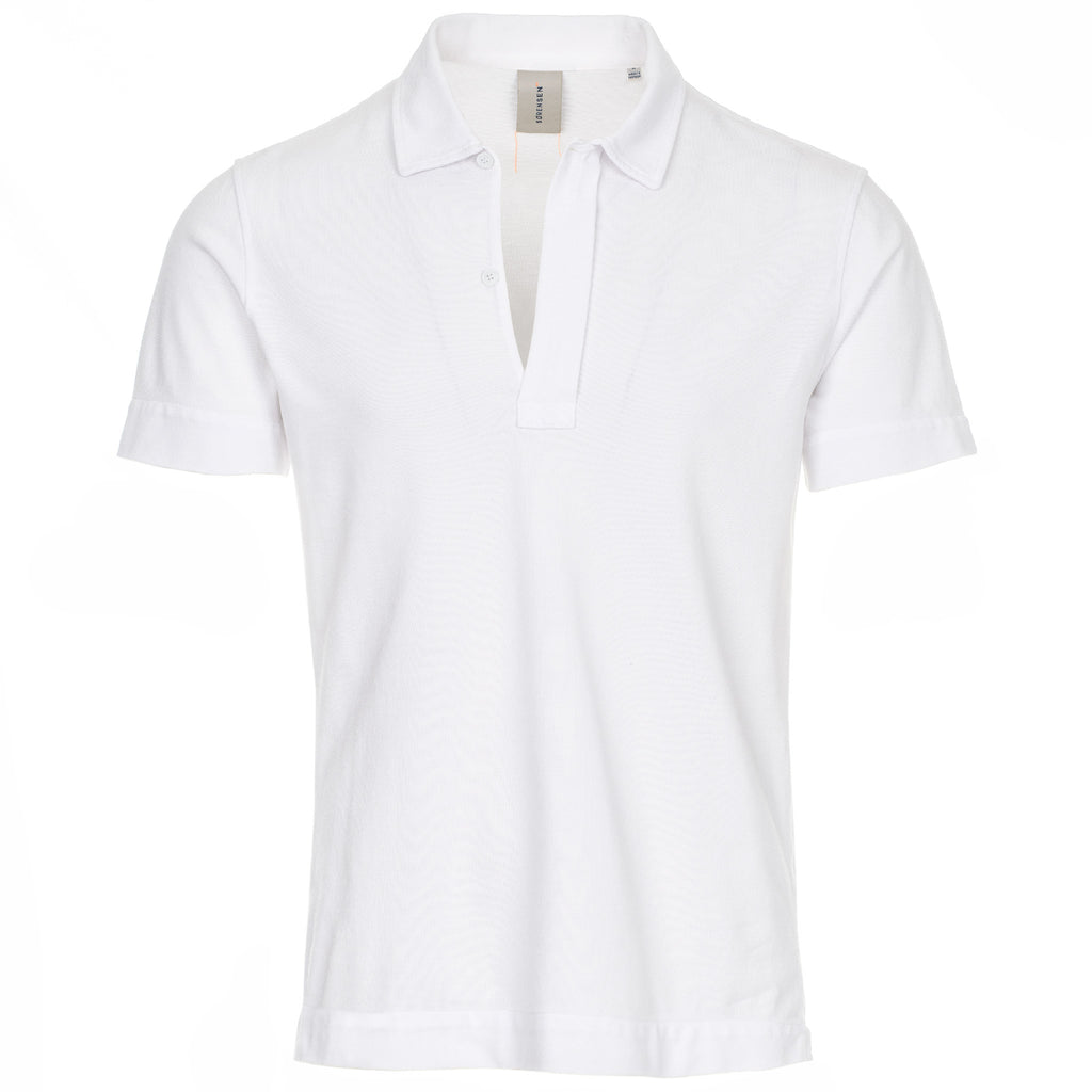 BUTCHER POLO/2/WHITE