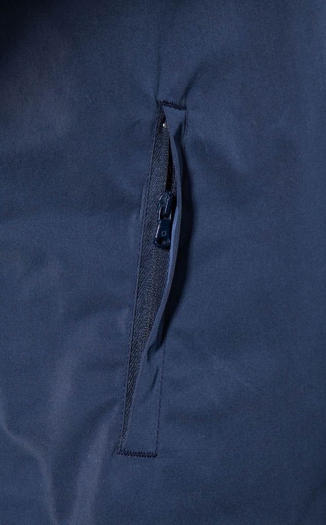 SEAFARER JACKET/11/NAVY-LT BLUE GREY