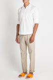 PAINTER POLO SHIRT / WHITE
