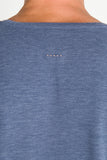 DANCER T-SHIRT / CHAMBRAY