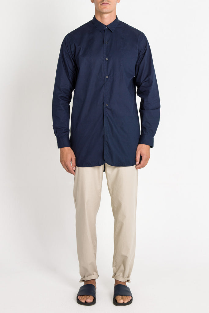 PAINTER SHIRT/1/NAVY