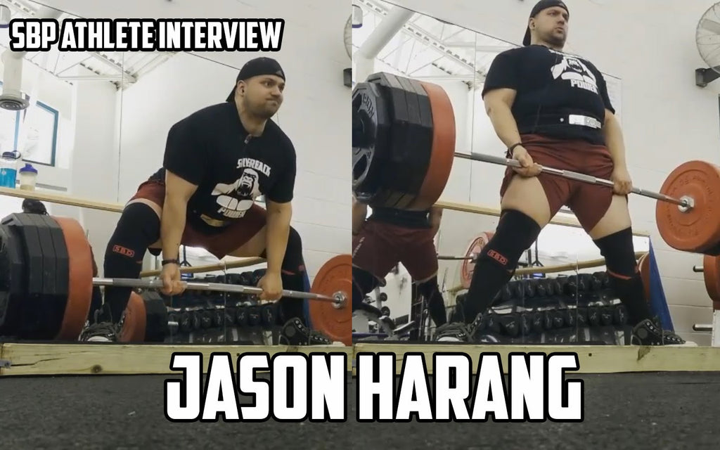 Silverback Power Athlete Interview - Jason Harang