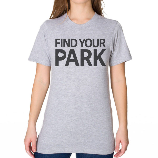 Find Your Park T-Shirt