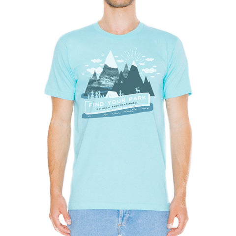 Find Your Park Mountain Tee